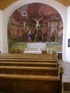 Kreuzigungsgruppe Kalvarienbergkirche Altmünster