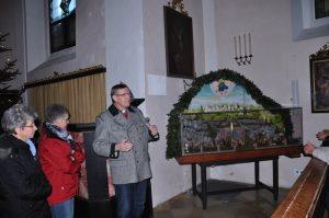 Kirchenkrippe Neukirchen bei Altmünster